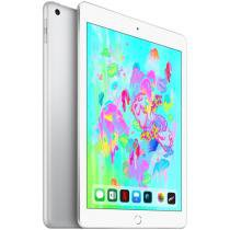 "iPad Apple 128GB Prata Tela 9,7"" Retina Proc. Chip A9 Câm. 8MP + Frontal iOS 11 Touch ID"