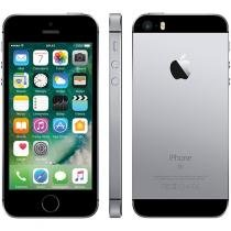 iPhone SE Apple 16GB Cinza Espacial 4G Tela 4 ´ MLLN2BR / A. 2180247