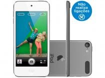 iPod Touch Apple 64GB Tela Multi-Touch Wi-Fi Bluetooth Câmera 5MP ME979BZ/A Cinza