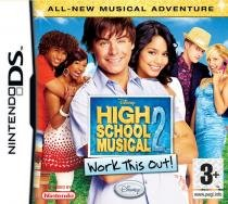 Jogo High School Musical 2: Work This Out ! - DS 9365930