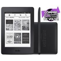 "Kindle Paperwhite Wi-Fi 3G 4GB Tela 6"" Amazon"