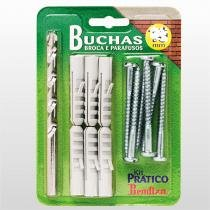 Kit Prático 3376 Bemfixa 8mm 9309894
