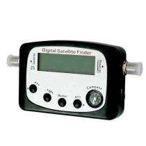 Localizador de satelite finder digital p / antena parabolica 7487901