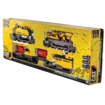 Locomotiva Cat Construction Express Train 3644. 2156360