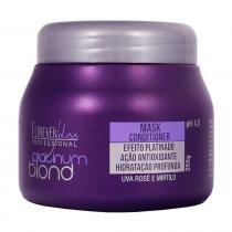 Mask Conditioner Platinum Blond 250g - Forever Liss Professional 7888073
