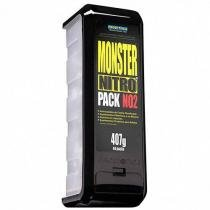Monster Nitro Pack NO2 44 Packs Professional Line Probiótica