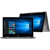 "Notebook 2 em 1 Dell Inspiron 15 i15-5578-A10C Intel Core i5 8GB 1TB LED 15,6"" Touch Windows 10"