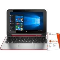 Notebook 2 em 1 HP x360 Convertible 11 - n225br Pavilion Intel Quad Core 4GB + Pacote Office 365 2198465