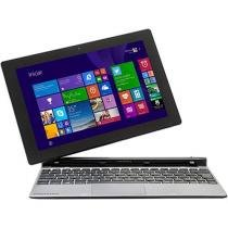 """Notebook Positivo 2 em 1 Duo ZX3020 Intel Quad Core 1GB 16GB LED 10"""" Touch Screen Windows 8.1"""