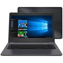 Notebook Positivo Stilo One XC3570 Intel Quad Core 2GB SSD 32GB LED 14 ´ Windows 10 c / Cartão SD 32GB 3001001. 1352340