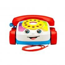 Novo Telefone Feliz - Fisher Price 7809172