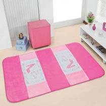 Passadeira Big Paris Pink - Rosa 9439019