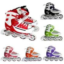 Patins All Style Street Rollers - 35 - 39 - Rosa Bel Fix 7814858