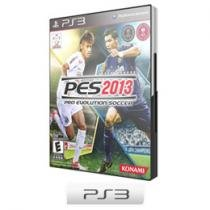 PES 2013 - Pro Evolution Soccer p/ PS3