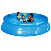 Piscina Redonda Splash Fun 4600 Litros Mor