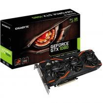 Placa De Video Gtx1080 8gb Windforce 3x Pci - E Gigabyte 7884330