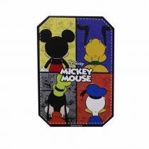 PLACA MICKEY MOUSE DISNEY MDA COLORIDO 30X20CM 8392175