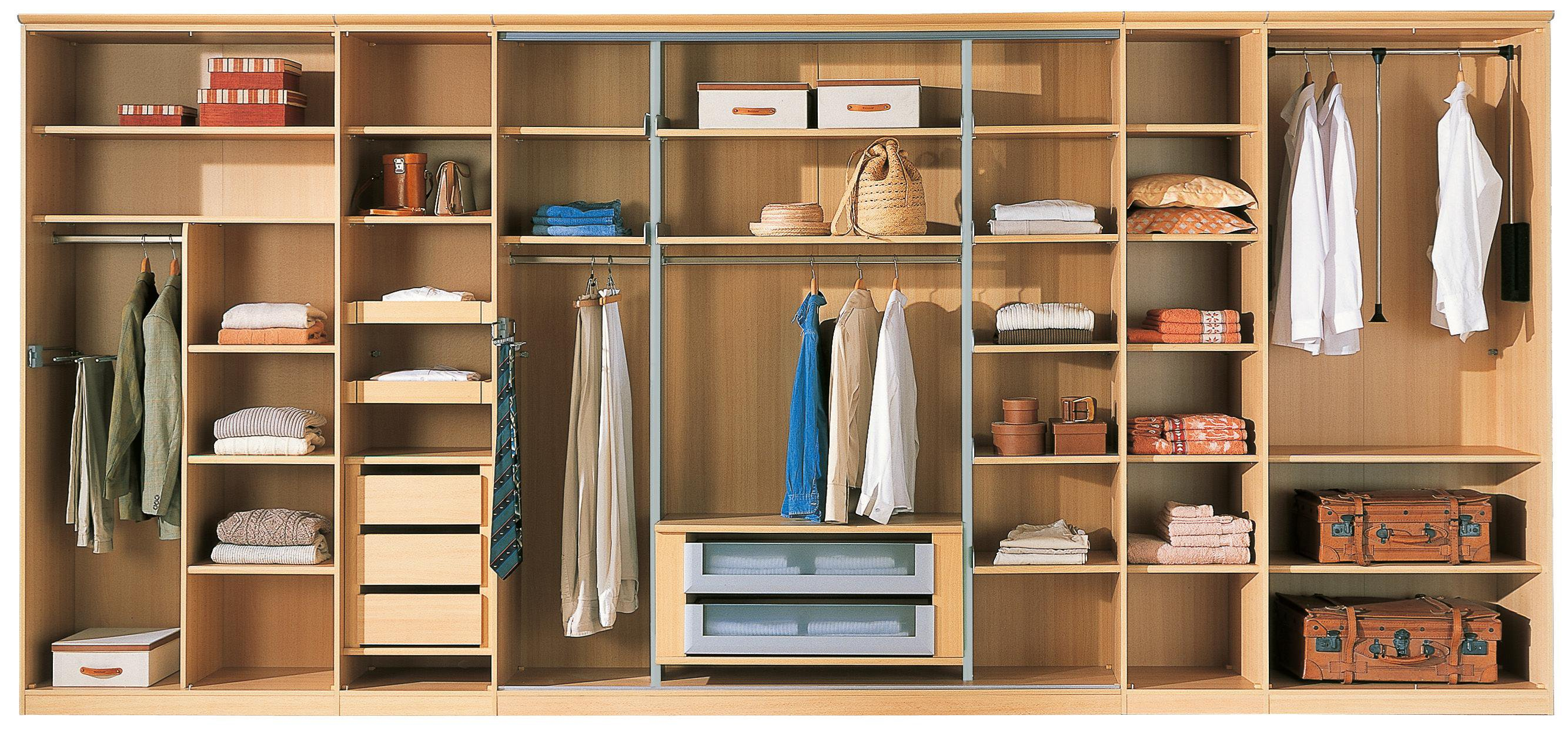 O guarda roupa organiza tudo lu explica magazine luiza Build your own bedroom wardrobes
