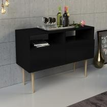 Rack 0.9 Bello Preto 7283756
