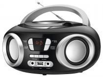 Rádio Portátil Mondial FM 6W CD Player - Display Digital NBX-13 Entrada USB