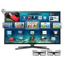 Smart TV 3D Slim LED 40 Samsung Full HD UN40ES6500