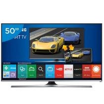 "Smart TV Gamer LED 50"" Samsung UN50J5500 Full HD Conversor Integrado 3 HDMI 2 USB"