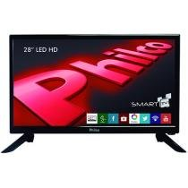 Smart TV LED 28 ´ Philco Backlight D - LED PH28N91DSGW Conversor Digital 2 USB 2 HDMI 99283015. 1933945