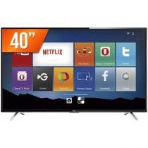 Smart TV LED 40 ´ Full HD TCL 40S4700S 3 HDMI USB Wi - Fi Integrado Conversor Digital 8195423