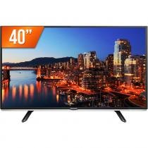 Smart TV LED 40 ´ Panasonic Full HD 2 HDMI 1 USB Wi - Fi Integrado Conversor Digital TC - 40DS600B Panasonic 8183774