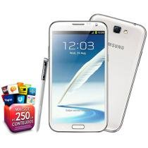 Smartphone 3G Samsung Galaxy Note II Android 4.1
