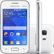 Smartphone Samsung Galaxy Young 2 Duos TV DualChip SM - G130BZWTZTO. 2117994