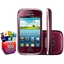 Smartphone Samsung Galaxy Young Duos TV Dual Chip