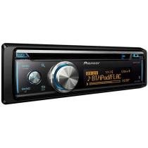 Som Automotivo Pioneer DEH-X8780BT CD Player Bluetooth Entrada USB e Mixtrax