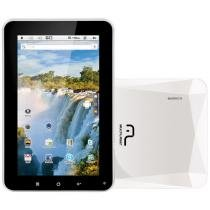 "Tablet Multilaser Diamond Lite 4GB Wi-Fi - Android 4.0 Tela 7"" Multi Toque Câmera 1.3MP"