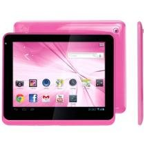 "Tablet Multilaser M8 4GB Tela 8"" Wi-Fi Android 4.1 Proc. Dual Core Câm.2MP + Frontal Bússola Digital"