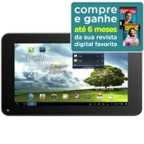 "Tablet Multilaser Vibe NB036 Android 4.0 - Wi-Fi 4GB Tela 7"" Câmera 3MP"