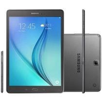 "Tablet Samsung Galaxy Tab A 9.7 16GB Tela 9,7"" Wi-Fi Android 5.0 Proc. Quad Core Câmera 5MP"