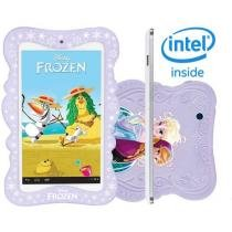 "Tablet Tectoy Disney Frozen 8GB Tela 7"" Wi-Fi Android 4.2 Proc. Dual Core Câm. 2MP + Frontal"