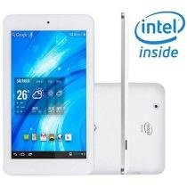 "Tablet Tectoy Veloce 8GB Tela 7"" Wi-Fi Android 4.2 Proc. Intel Atom Dual Core Câm. 2MP + Frontal"