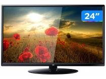 "TV LED 24"" AOC LE24M1475 Conversor Digital 2 HDMI 1 USB"