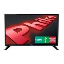 TV LED 28 Polegadas HDMI USB HD Preto - Philco 9101630