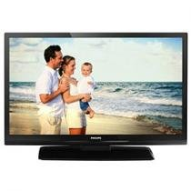 "TV LED 42"" Philips 42PFL 3707 Full HD 1080p - Conversor Integrado 3 HDMI 1 USB"