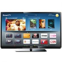 "TV LED 47"" Philips 47PFL4007G Full HD 1080p - Conversor Integrado 3 HDMI 2 USB Youtube 120Hz"