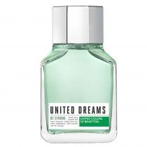 United Dreams Be Strong Eau de Toilette Benetton - 100ml 9574047