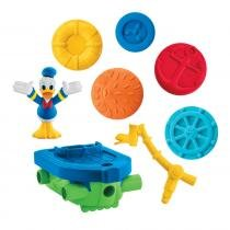 Veículo Montável - Engenhoca do Mickey Mouse - Carro do Donald - Fisher - Price 7851586
