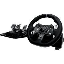 Volante gamer g920 racing para xbox one e pc - logitech 7340570