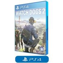 Watch Dogs 2 para PS4 Ubisoft