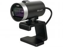 Webcam Microsoft LifeCam Cinema Até 5MP HD Slide Show H5D - 00013 I. 0882437