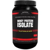 Whey Protein Isolate 900g Baunilha Nitech Nutrition