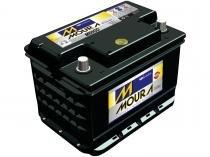 Bateria de Carro Moura 60Ah 12V Polo Positivo - 60GD